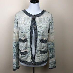 Free People retro inspired jacket/cardigan EUC
